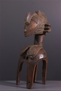 Art tribal - Masque Baga Nimba