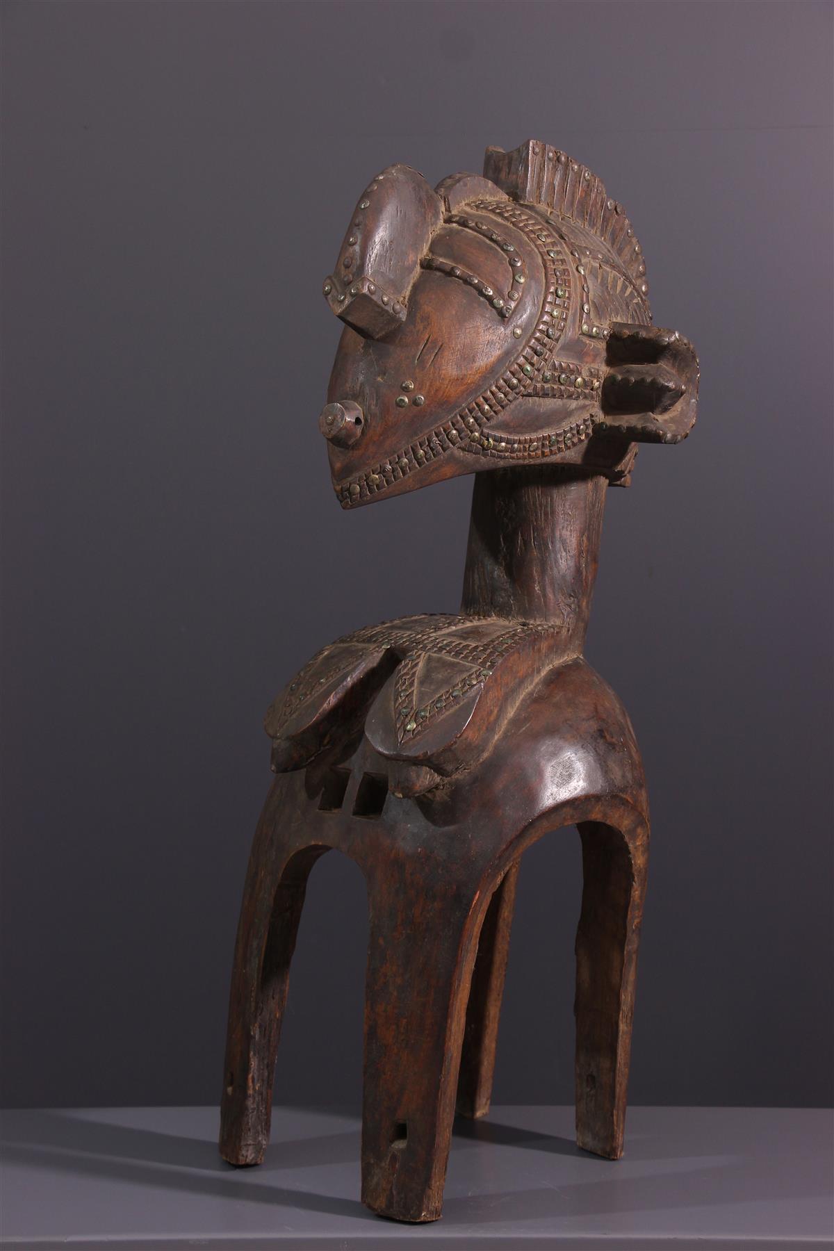 Masque Baga - Art tribal