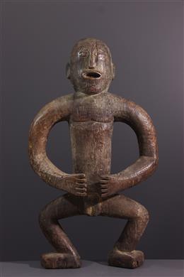 Art tribal - Figure masculine Mama Kantana