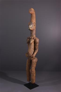 Art tribal - Figure de divinité Alusi Igbo