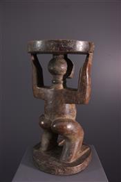 Tabourets, chaises, trônesTabouret Songye