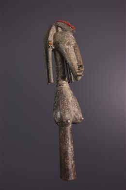 Marionnette buste Markha Bambara Mani
