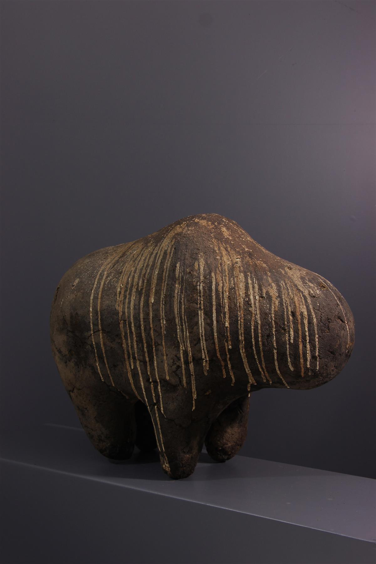 Fétiche Boli - Art tribal