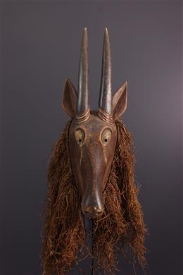Masque antilope Yaka