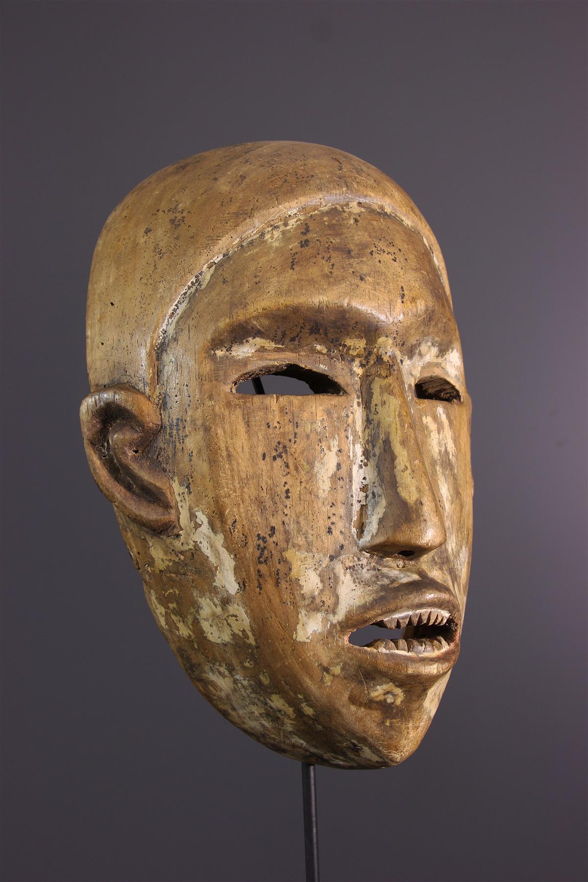 Masque Yombe - Art tribal
