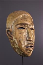 Masque africainMasque Yombe