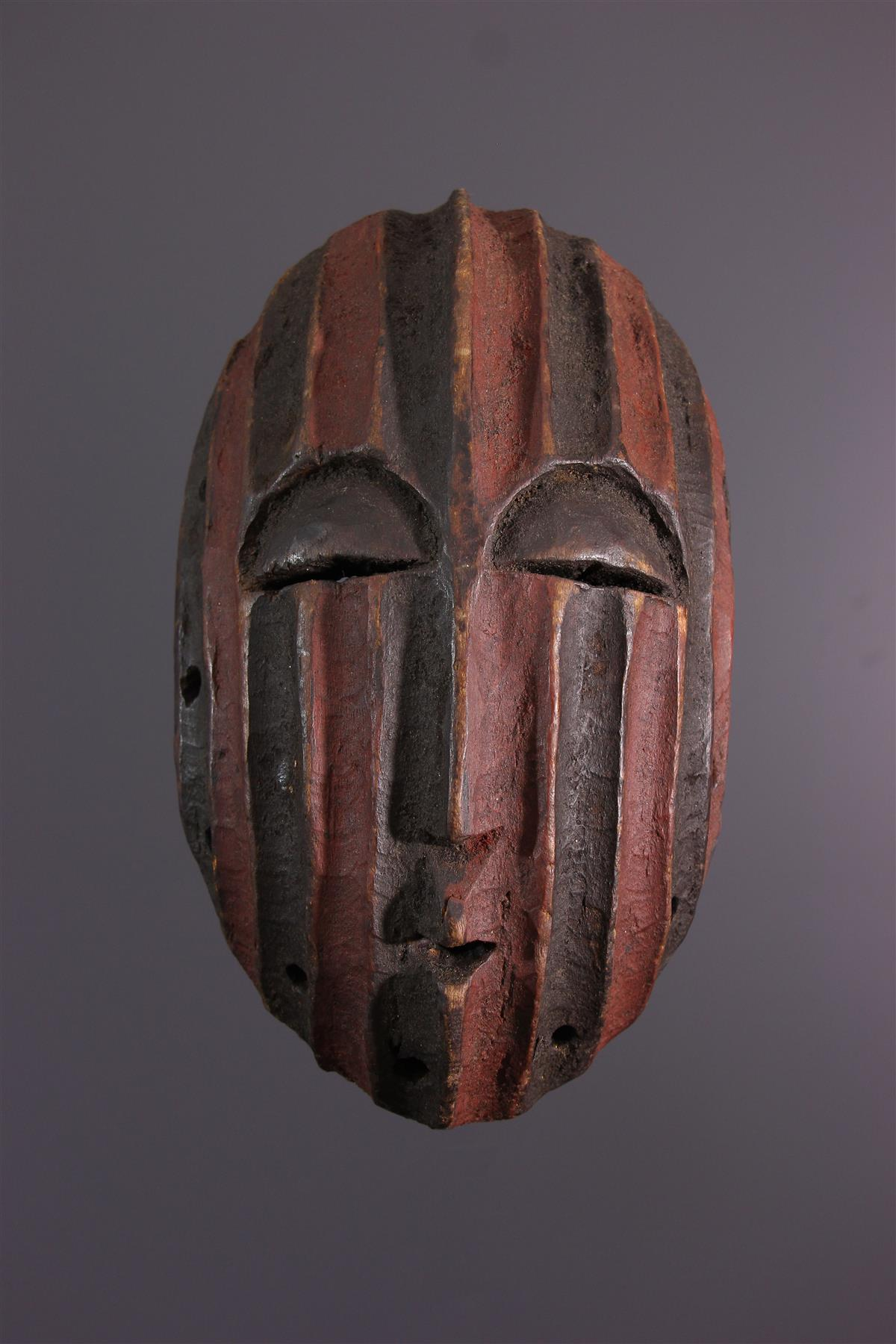 Masque Tetela - Art tribal