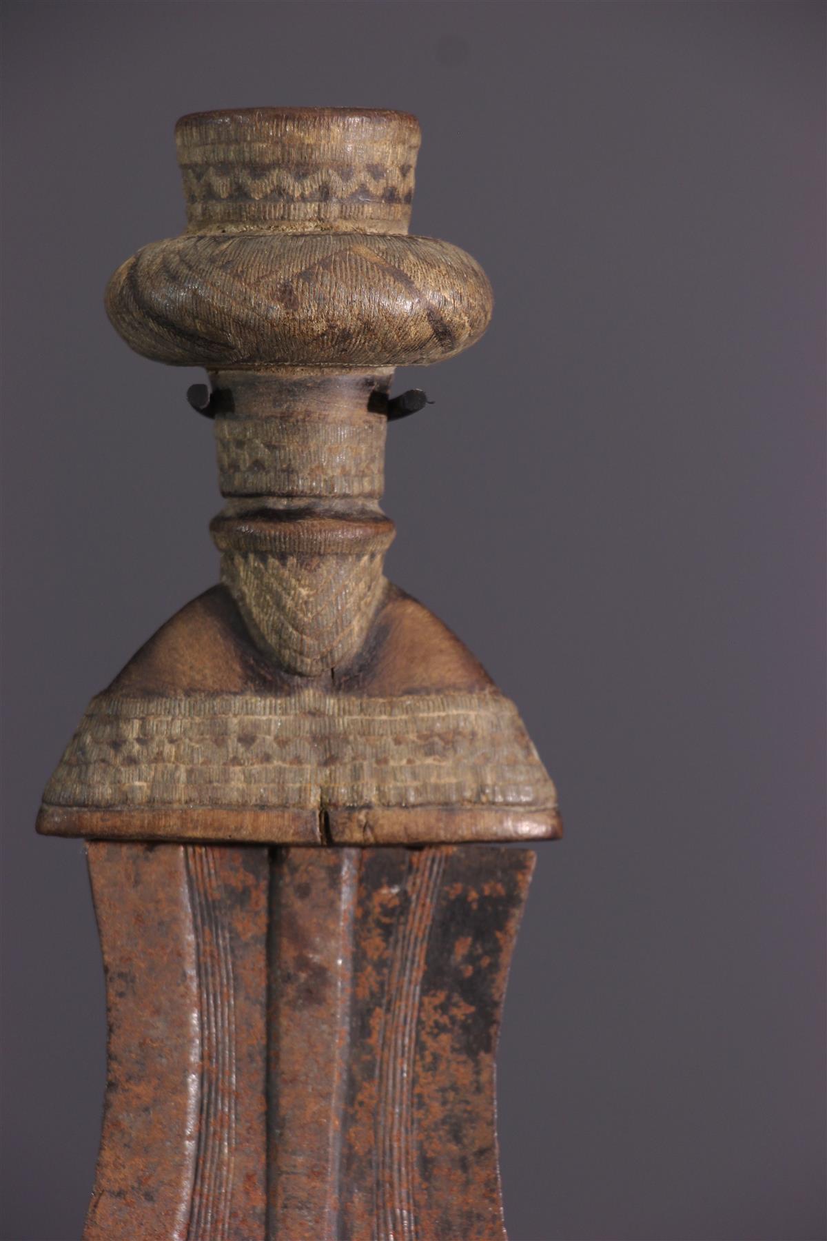 Couteau Ikula (16899) - Objets usuels, boîtes, poulies de ...