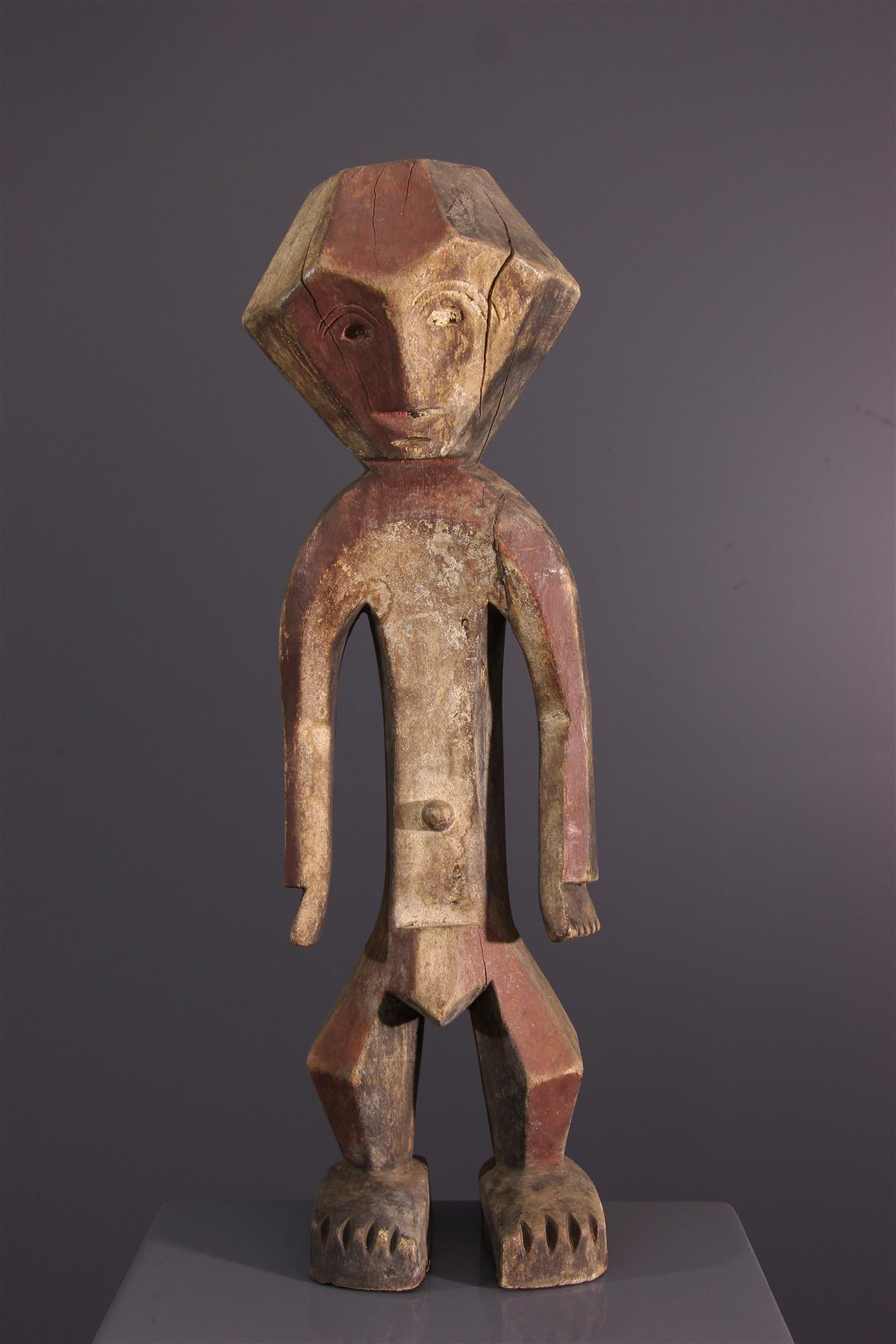 Statue Yela - Art tribal