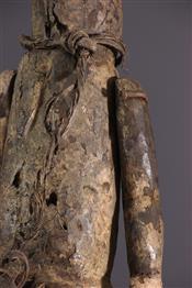 Statues africainesMarionnette Tiv