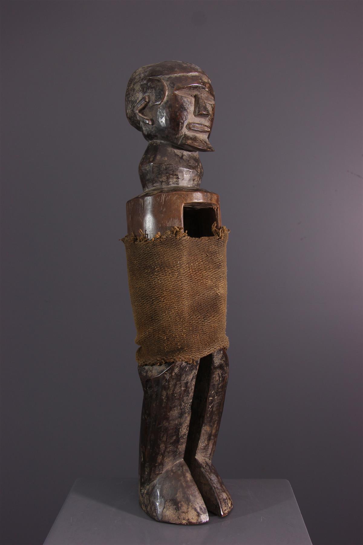 Statuette Teke - Art tribal