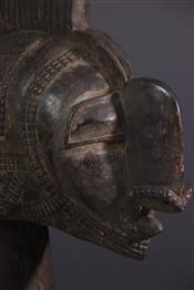 Statues africainesMasque Baga