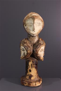 Art tribal - Statuette Lega Sakitmatwematwe