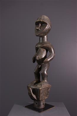 Art tribal - Cimier de danse Ogbom Eket