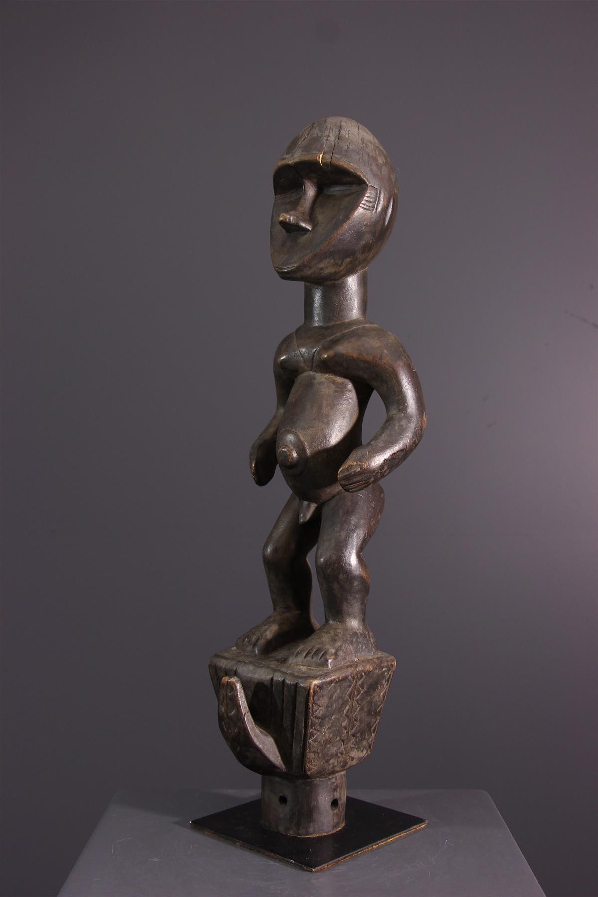Cimier Eket - Art tribal