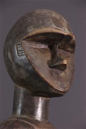 Masque africainCimier Eket