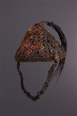 Art tribal - Coiffe Lega Mukaba