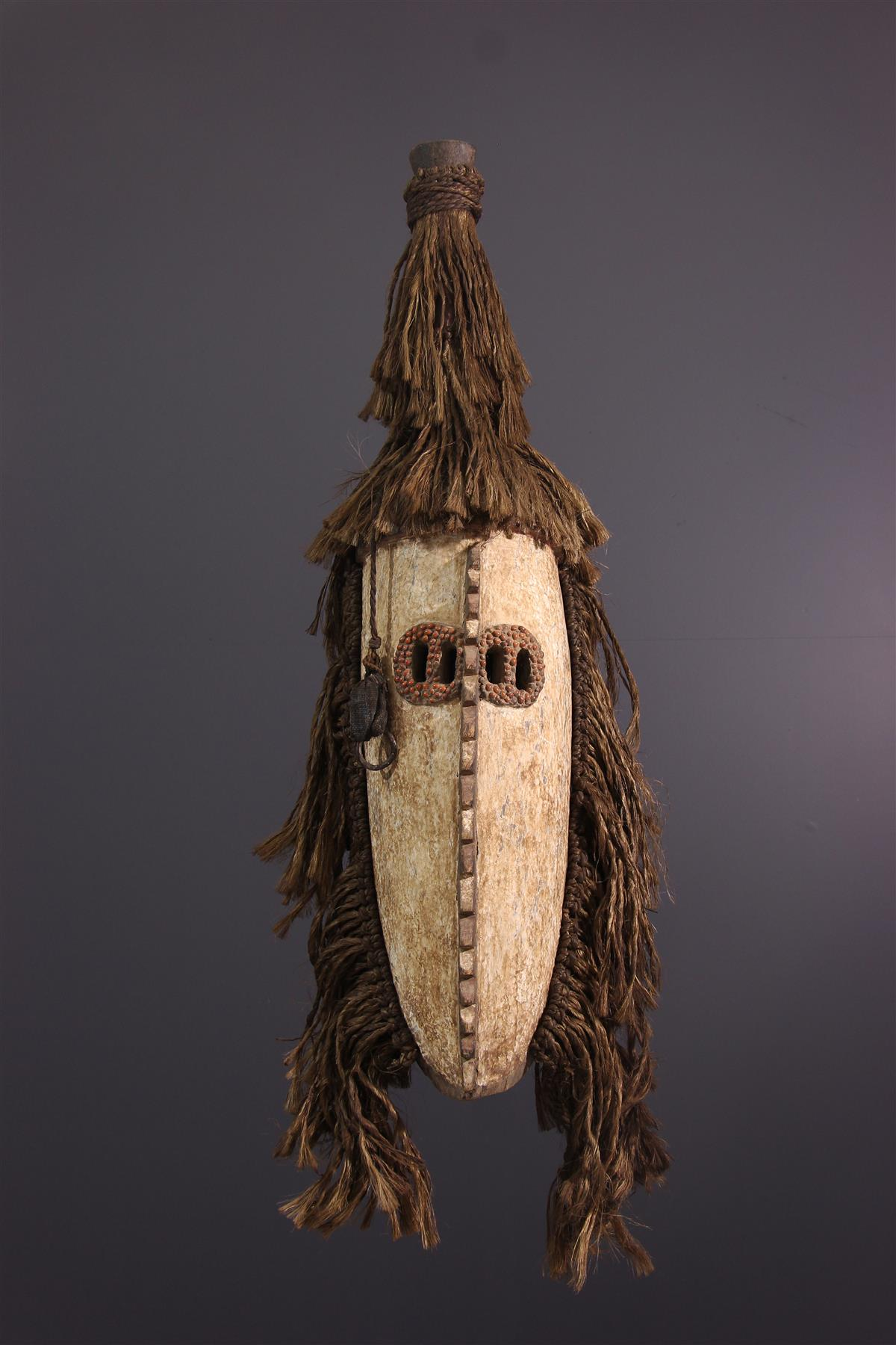 Masque Mossi - Art tribal