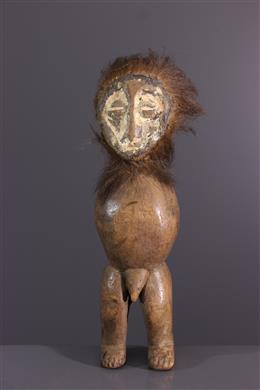Art tribal - Statuette Lega Kakulu ka mpito