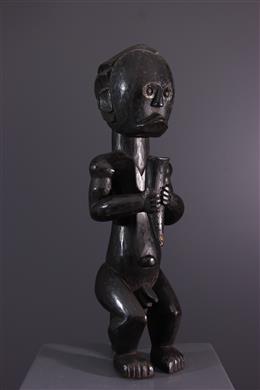 Figure d ancêtre Fang du Byeri