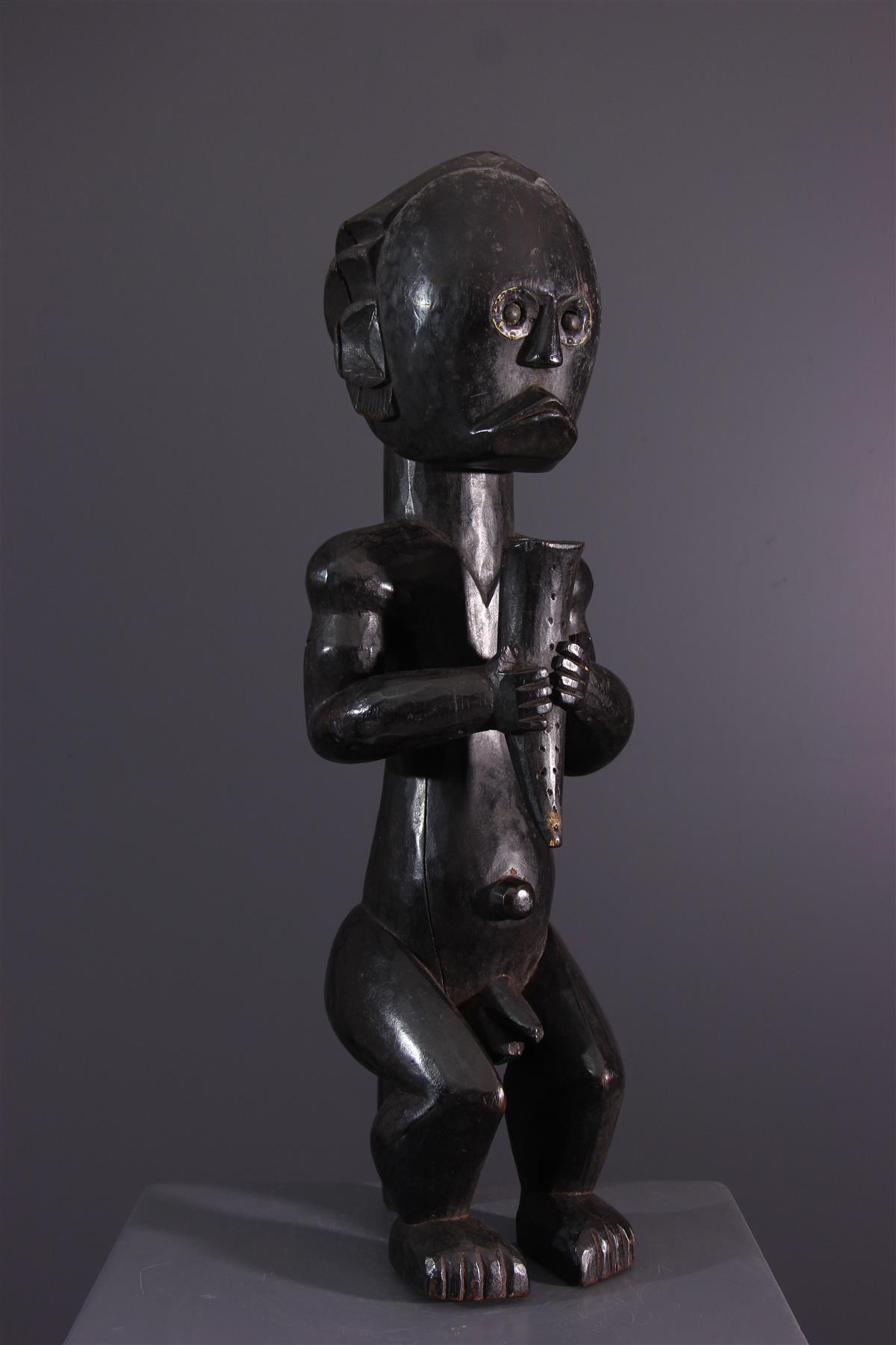 Statue Byeri - Art tribal