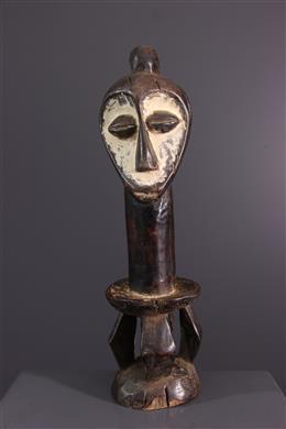Statuette Lega Sakimatwematwe janiforme