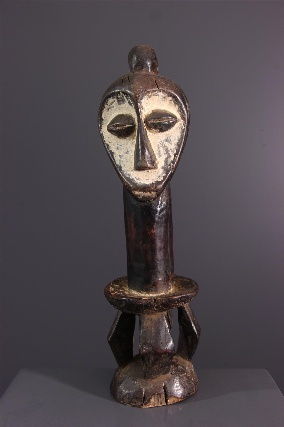 Statuette Lega - Art tribal
