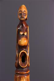 Instruments de musique, harpes, djembe Tam TamOliphant Luba
