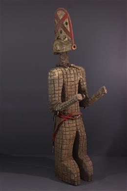 Grande statue Bobo du Mali
