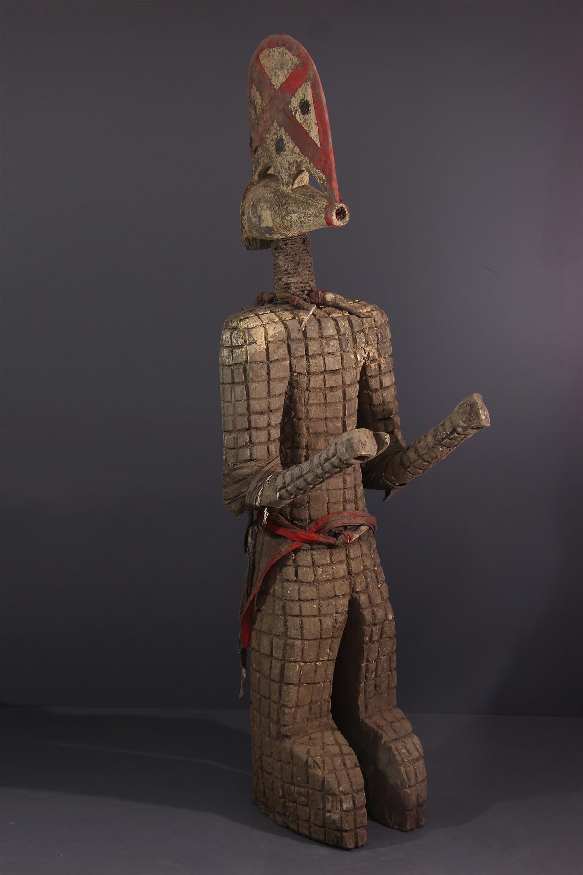 Statue Bobo - Art tribal