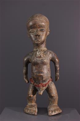 Art tribal - Statuette fétiche Dan