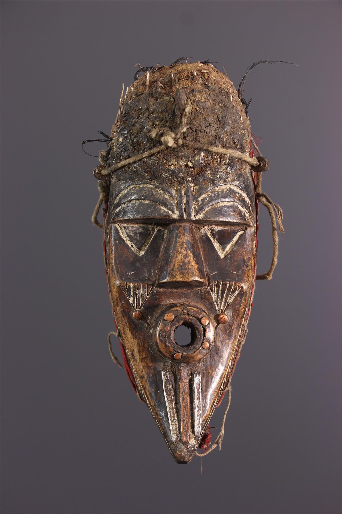 Masque Bassa - Art tribal