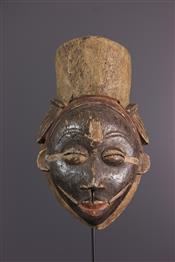 Masque africainMasque Ikwara