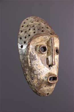 Art tribal - Masque Lega