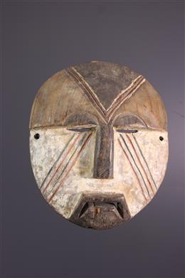 Art tribal - Masque Yela