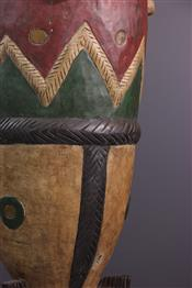 Instruments de musique, harpes, djembe Tam TamTambour Baga