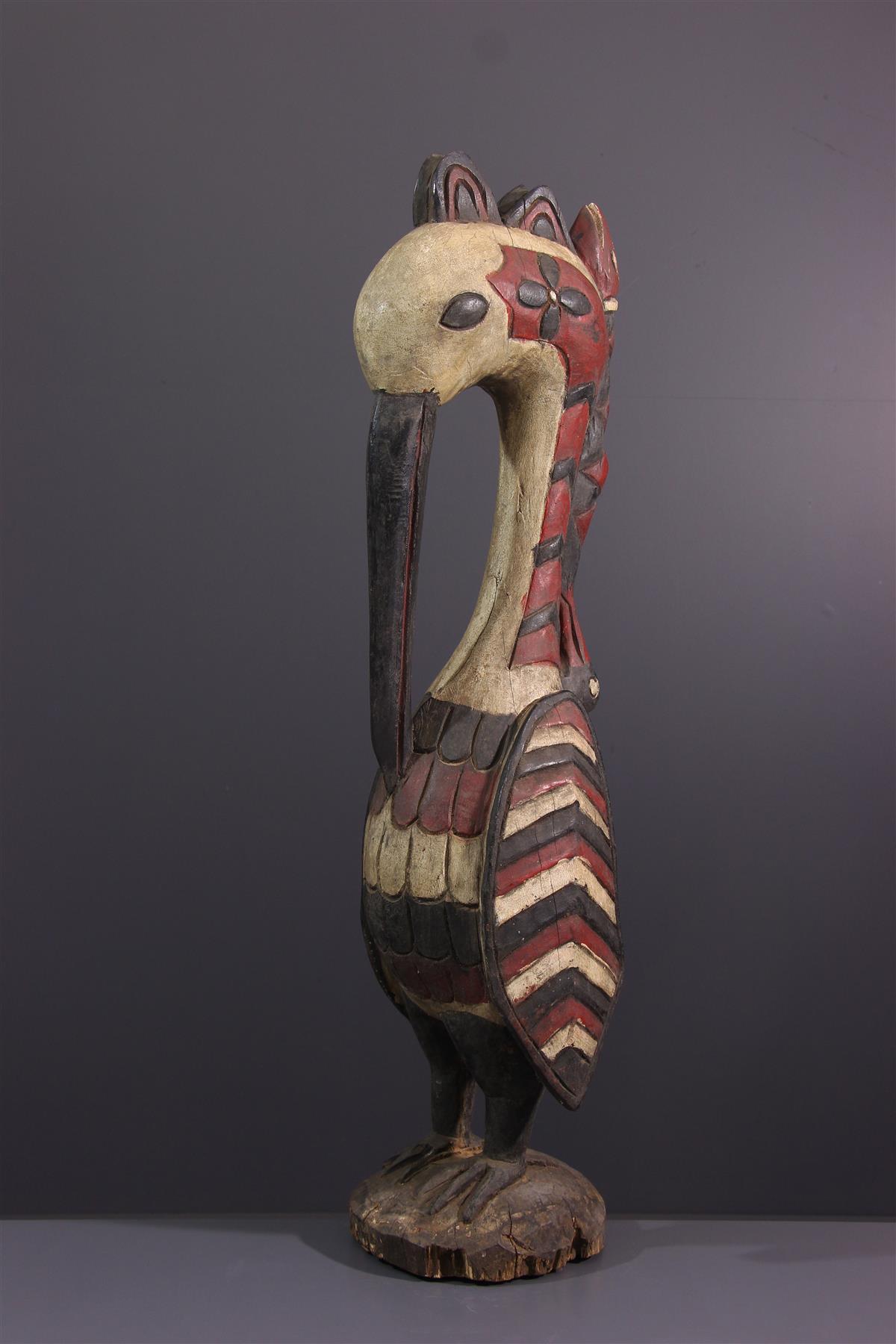 Calao Senoufo - Art tribal