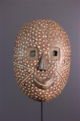 Art tribal - Masque Kumu, Komo, Nsembu