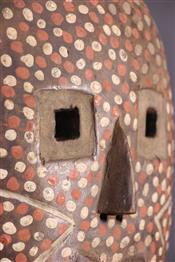 Masque africainMasque Nsembu