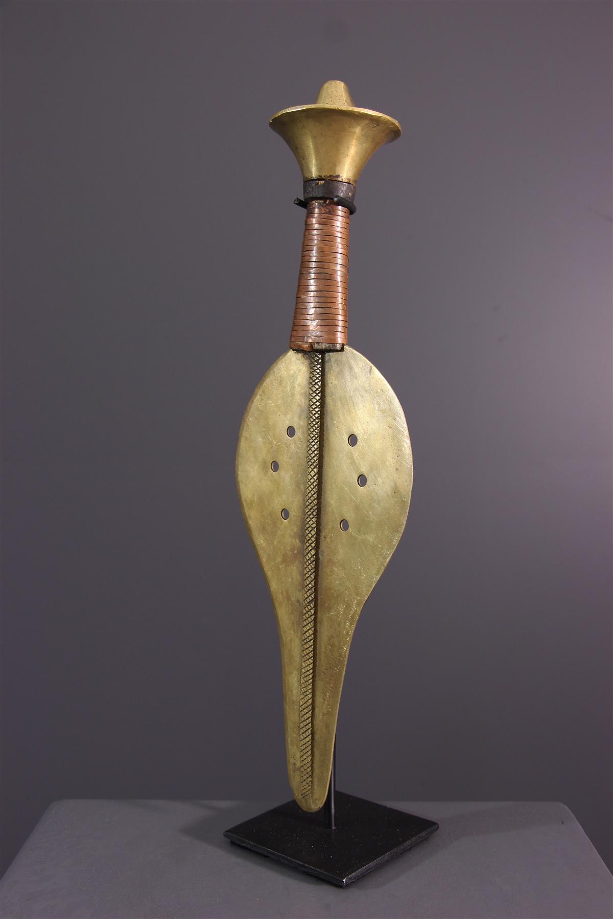 Couteau Ikula (17166) - Objets usuels, boîtes, poulies de ...