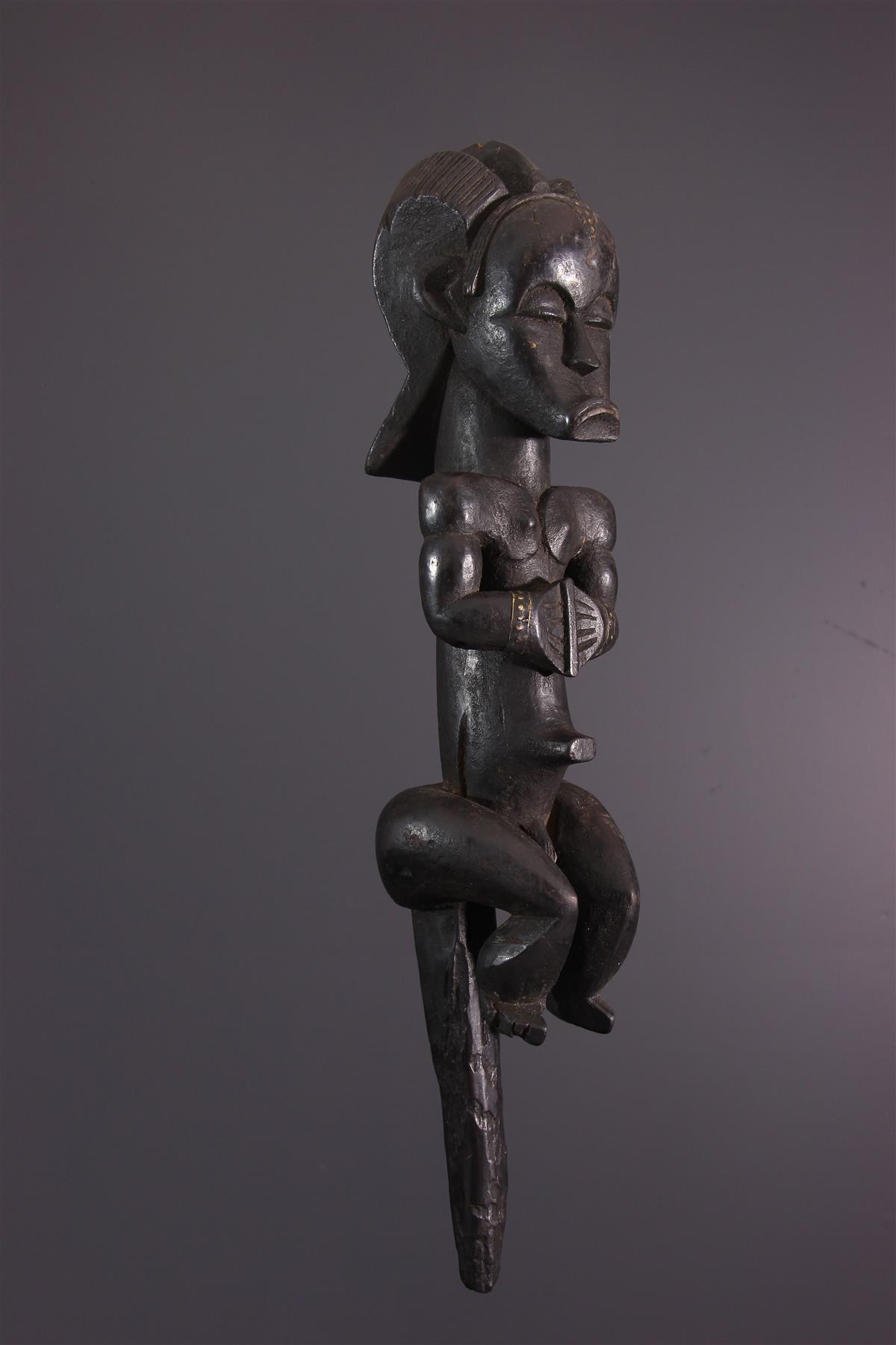 Statue Fang - Art tribal