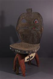 Tabourets, chaises, trônesTrône Baga