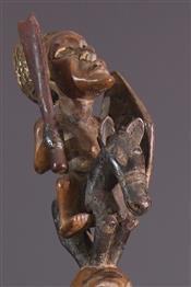 Bâton de commandementSceptre Kongo