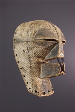 Masque Kifwebe Kikashi Songye