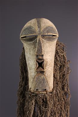 Art tribal - Masque Kifwebe Kikashi Songye