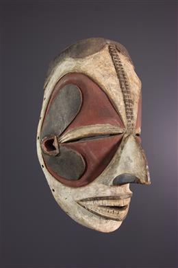 Art tribal - Masque facial Igbo