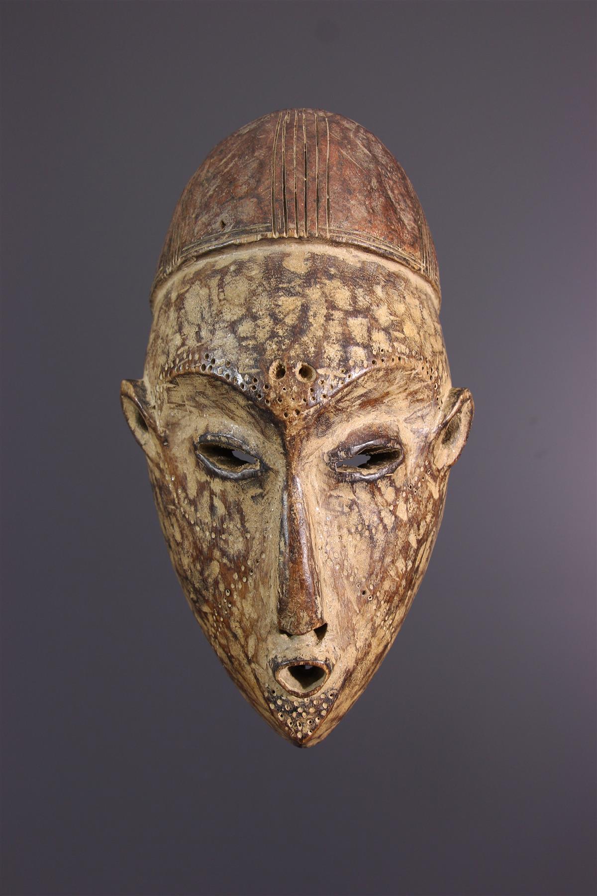 Masque Kongo - Art tribal