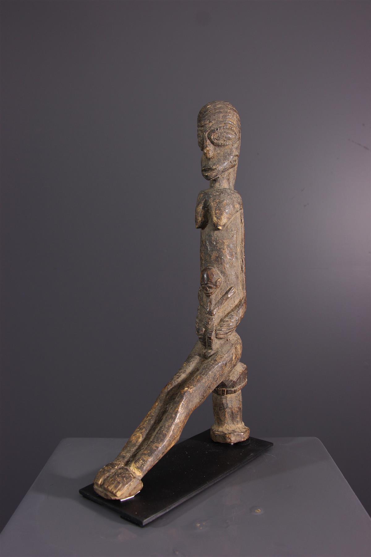 Maternité Lobi - Art tribal