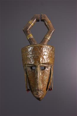 Art tribal - Masque facial Markha
