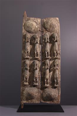 Art tribal - Volet de grenier Dogon